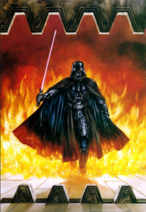 Darth Vader by Dave Dorman