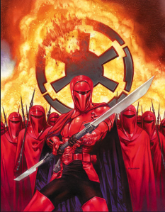 Crimson Empire by Dave Dorman