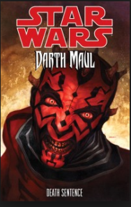 Darth Maul by Dave Dorman