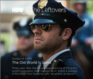 HBO's THE LEFTOVERS