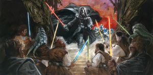 The Path Not Taken: Rejected Dave Dorman Star Wars Celebration Concept Art