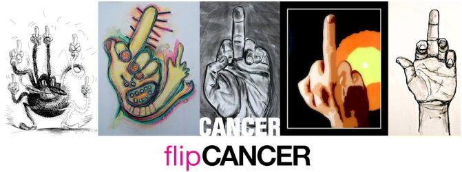 Flip Cancer - by Michael Gross http://www.flipcancer.com/who-we-are/