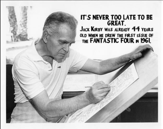 Jack Kirby Meme