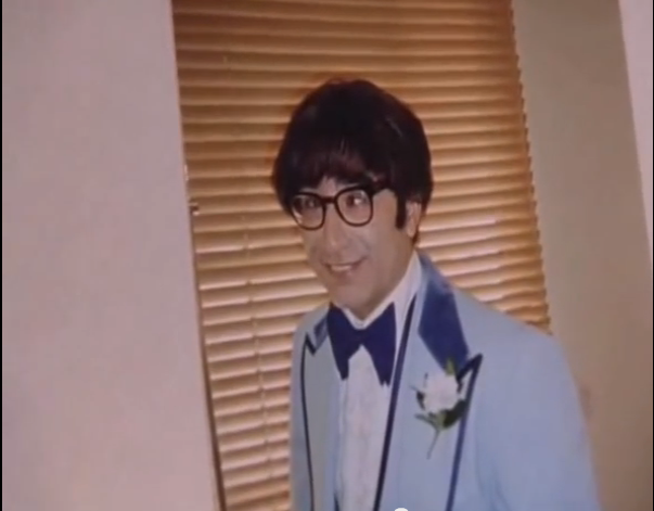 "Eugene Levy as ""Loopy"" with two left feet from ""Best in Show"""