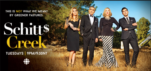 Schitt's Creek Official Press Image
