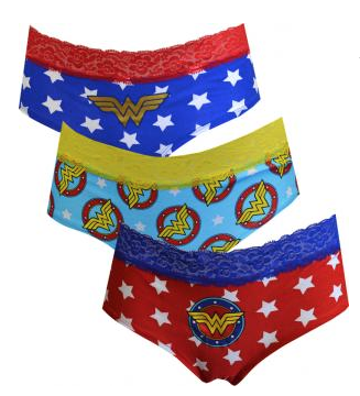 Wonder Woman Underwear