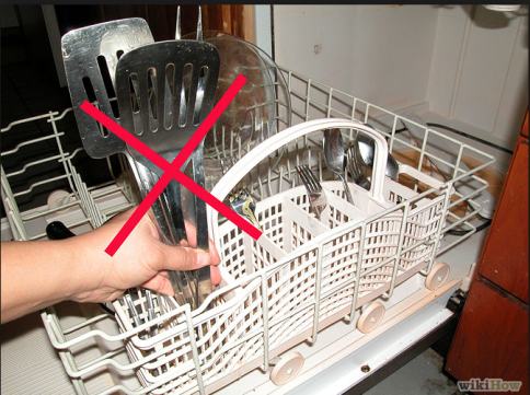 World peace will never occur until we all agree on how to load a dishwasher.