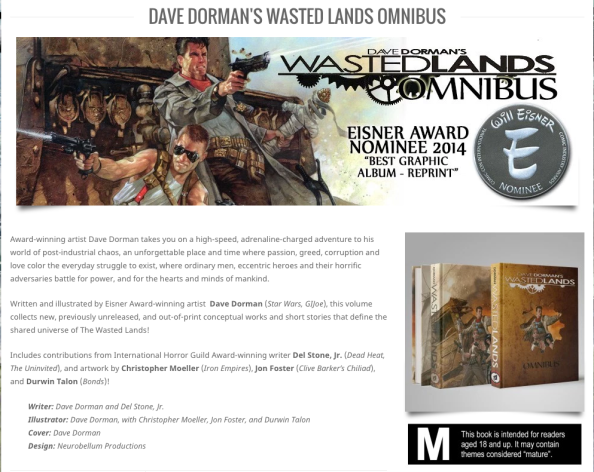 The Wasted Lands Omnibus, available through Magnetic Press: http://www.magnetic-press.com/wasted-lands-omnibus/